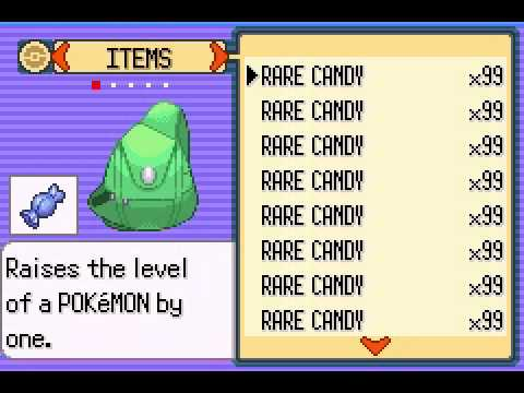 Pokemon Emerald Master Ball Hack