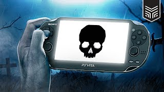 SONY CONFIRMA A MORTE DO PS VITA
