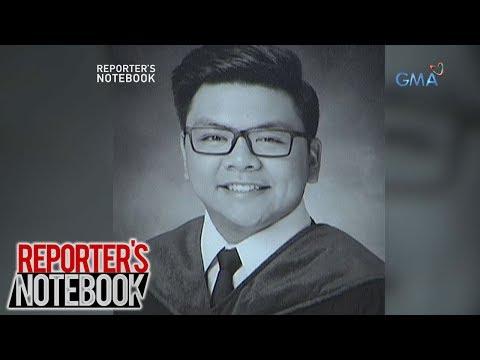 Reporter's Notebook: Kaso ng pagpatay kay Horacio