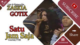 ZASKIA GOTIX [1 Jam] Live At Kamera Ria (07-10-2014) Courtesy TVRI