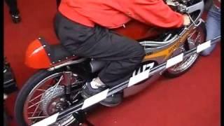 Honda 125 5cylinder at Goodwood F.O.S 2002