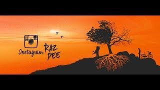 Raz Dee : INSTAGRAM 📷   Bangla R&B 2017   Official Lyrics Video