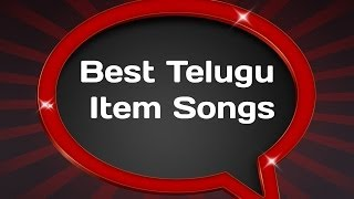 Damarukam - Best Telugu Item Songs Jukebox - Dance Numbers