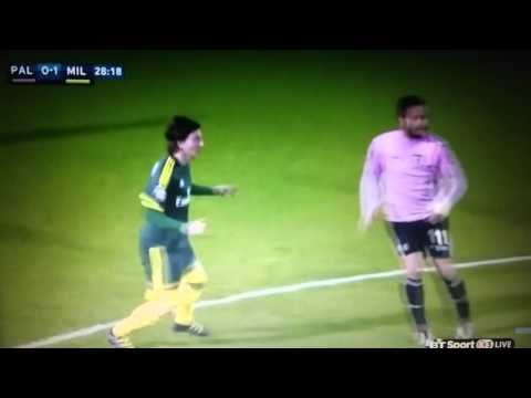 Riccardo Montolivo vs Palermo Away -