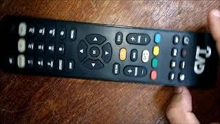 Como configurar controle universal da Vivo TV GVT para ligar qualquer TV