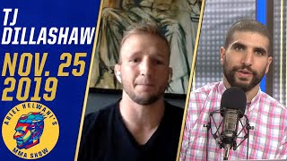 TJ Dillashaw opens up about EPO suspension | Ariel Helwani's MMA Show