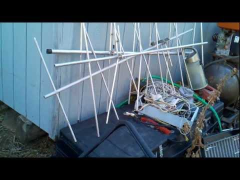 Ham radio antennas