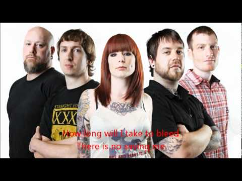 Walls of Jericho-No saving me Lyrics