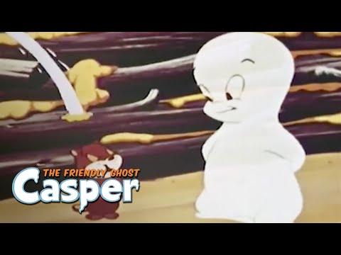 Casper Classics 👻The Old Mill Scream 👻 Casper Full Episode 👻Kids Cartoon 👻Videos For Kids