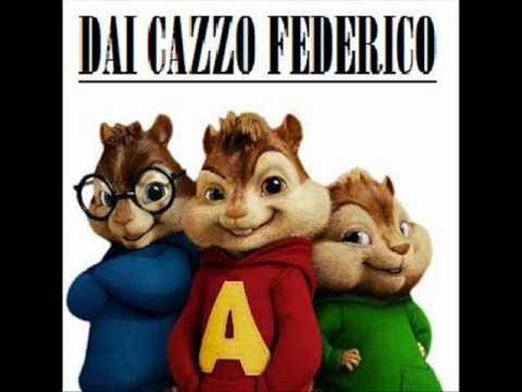 DAI CAZZO FEDERICO (fedez) - ALVIN SUPER STAR (ORIGINAL REMIX)