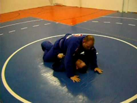 BJJ Instruction: Kesa Gatame to Mount Transition Image 1