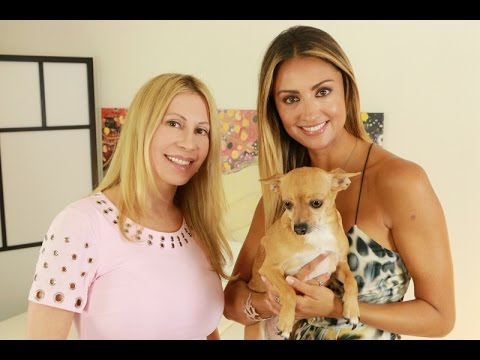 Dr Elena Eustache talk one on one  to Katie Cleary