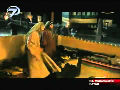 Hz. Muhammed (S.A.V.) Hayati Film Bölüm.09-10