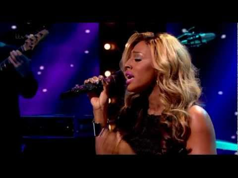 Alexandra Burke - Can't Give Up Now (Live From the Heart)