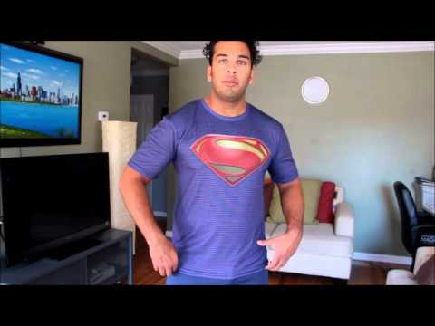 Superhero Shirt from Ebay review