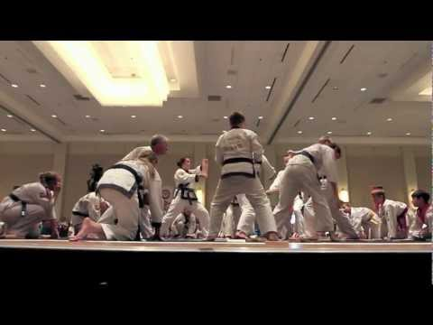 Board Breaking Demo - 12th Tang Soo Do World Championship (2012) Image 1