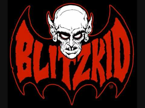Blitzkid - Terror In The Haunted House