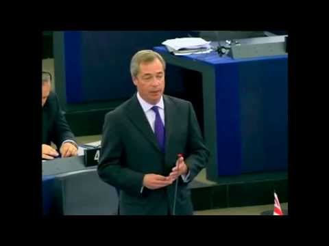 Nigel Farage; Islamist Extremist ISIS Biggest Real Threat Not Putin