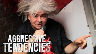 Download Lagu Melvins' Buzz says Nirvana doc 'Montage of Heck' is BS, defends Kurt Cobain | Aggressive Tendencies Gratis STAFABAND