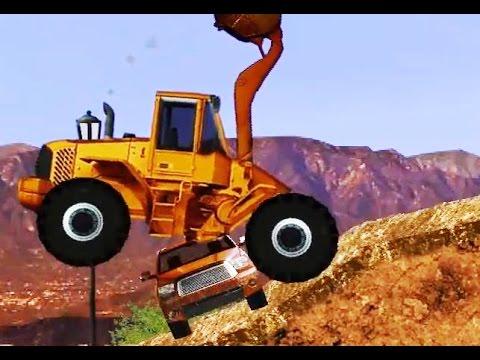 Bulldozer Mania The Game Truck Games Bulldozer Mania