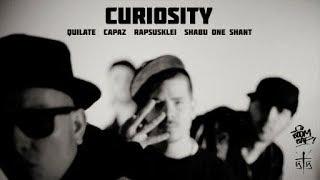 QUILATE feat CAPAZ, RAPSUSKLEI, SHABU ONE SHANT - CURIOSITY