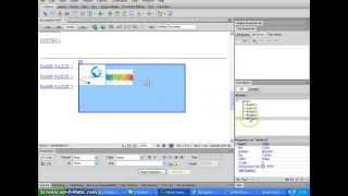 058 - Dreamweaver CS6 Davranış Ekleme - Behaviors