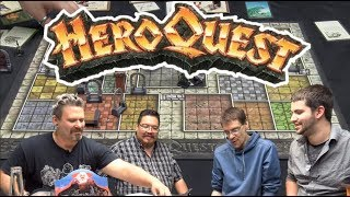 #TBT HERO QUEST - Ep 02 - The Rescue of Sir Ragnar