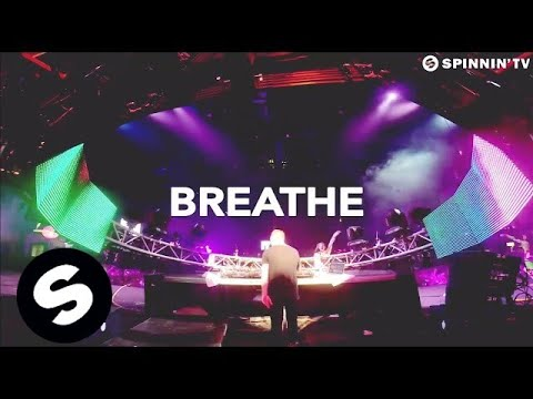 Borgeous - Breathe (Available August 25)
