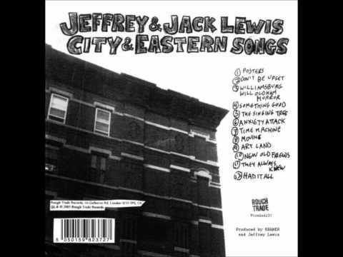 Jeffrey Lewis - Anxiety Attack