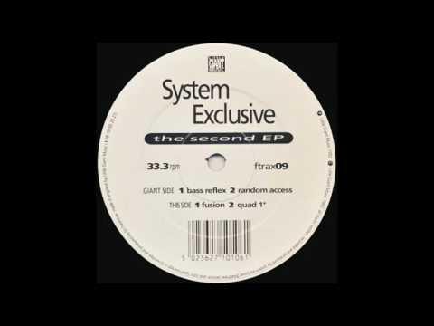 System Exclusive - Random Access - Oldskool Breakbeat 1992