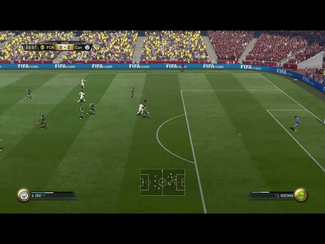 Fifa rend débile