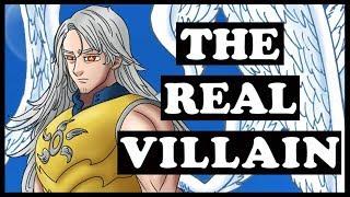 The Goddess Clan has a DARK SECRET! (Seven Deadly Sins / Nanatsu no Taizai Truth about Goddesses)