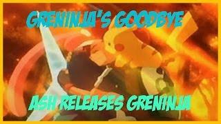 Ash Releases Greninja??: DEPRESSED RANT || Pokemon XYZ
