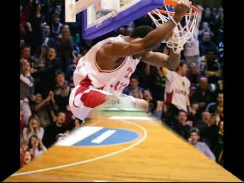 Donta Smith - Bulgarian Slam Dunk Contest 2007
