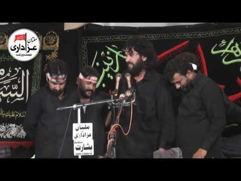 Zakir Ijaz Hussain Jhandvi I 10 Muharram 2018 I ImamBargah Shah Yousaf Gardez Multan