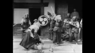 One of the First Japanese Films (1897)