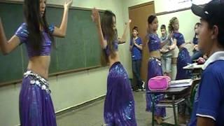 Apresentação Dança Indiana 7º A