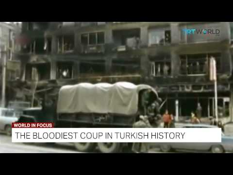 TRT World - World in Focus: Leader of Bloodiest Coup in Turkish History Dies, 2015,May 12