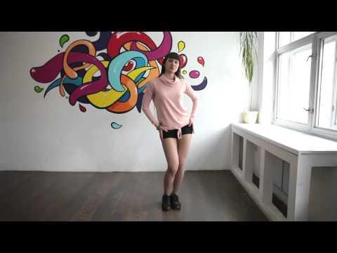 Танцы Просто! Хореограф Евгения Романова.
