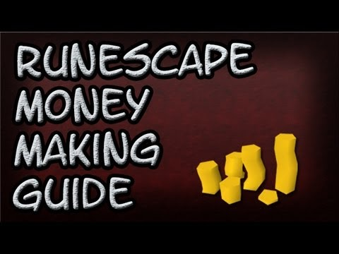 Runescape Money Making Guide 4.5 mil per hour