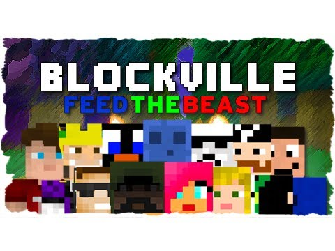 Blockville FTB - SERVER UPDATE/MYSTCRAFT TIME! (Ep. 38)