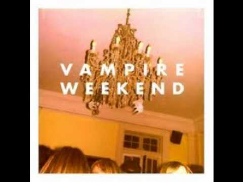 Vampire Weekend - I Think Youre A Contra