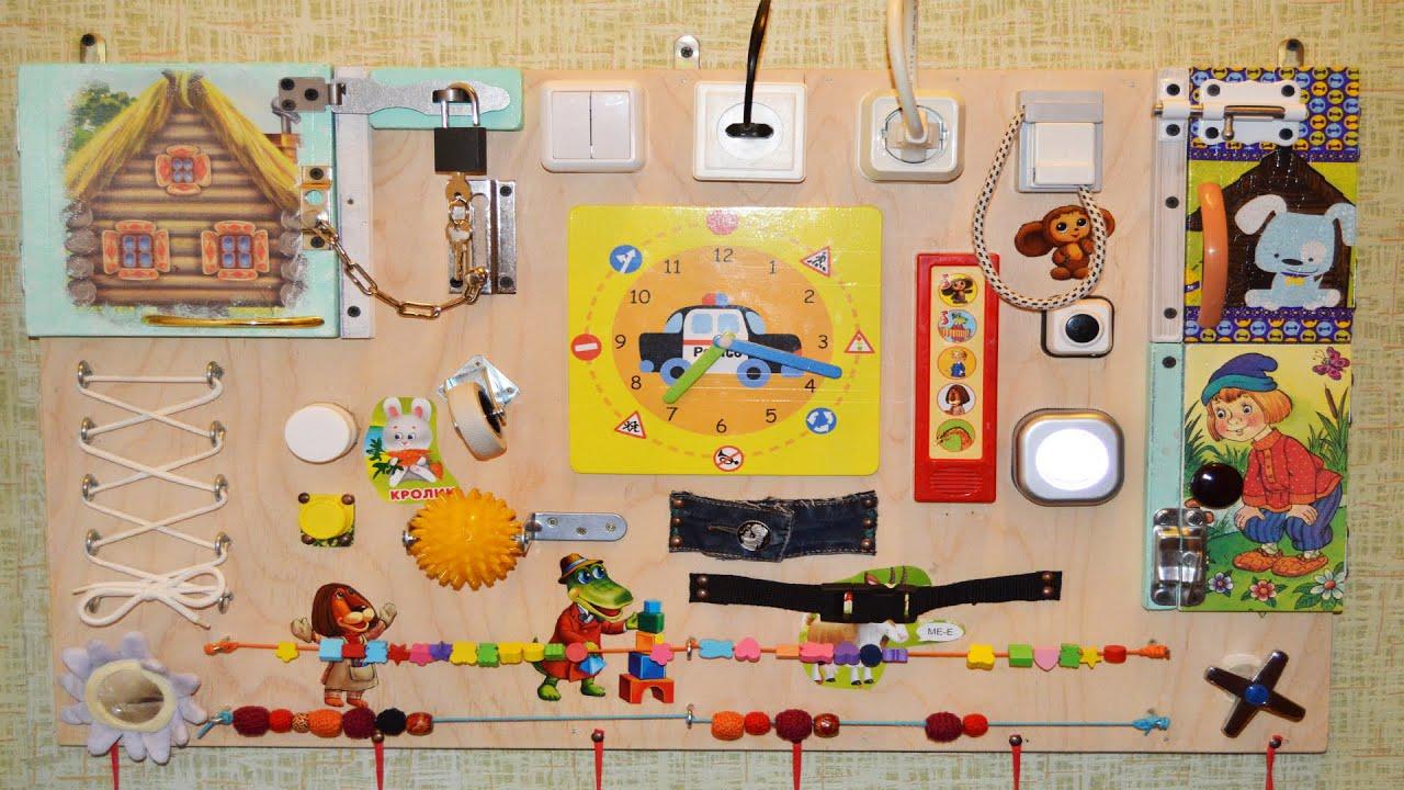 Игрушки для развития мелкой моторики рук ребенка 16
