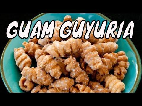 How to Make Guyuria - Part 1 Guyuria tools Guyuria recipes