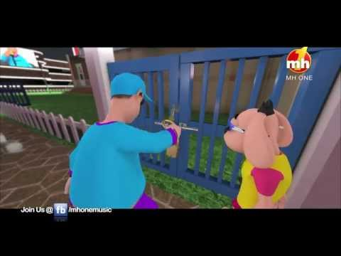 Teri Maa Di Teri Bhen Di | Happy Feat Sheru | Full Song | Latest...