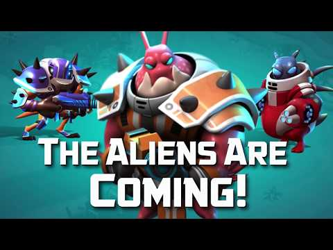 Alien Creeps TD APK Cover