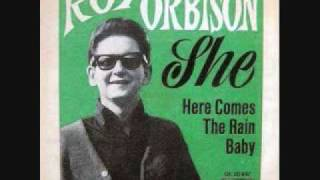 Watch Roy Orbison She video