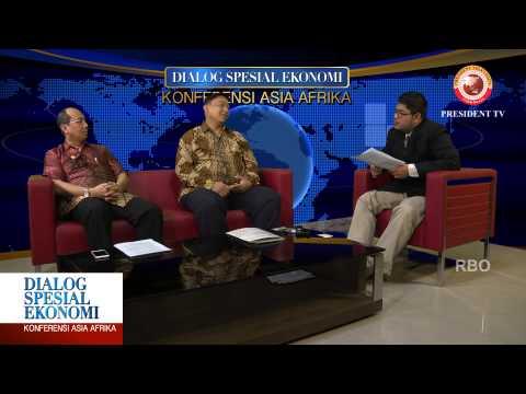 PRESIDENT TV - DIALOG SPESIAL EKONOMI KAA   PART 04