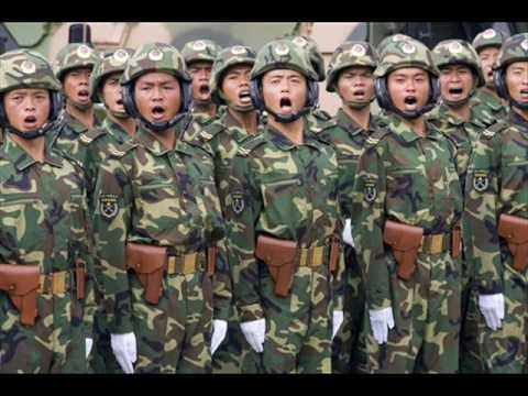 Awakening of the Red Dragon - PLA - Chinese Army