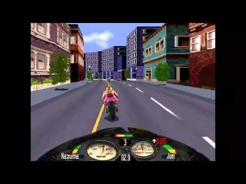 RoadRash on Windows 7